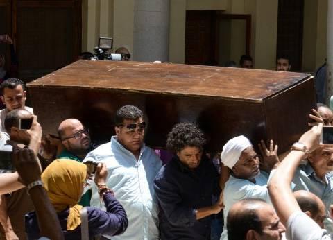 تشييع جثمان الضحية الثامنة من ضحايا مركب رشيد في أسيوط