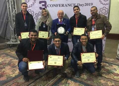 نقابة المهندسين تكرم أفضل 3 مشروعات على مستوى الجامعات المصرية