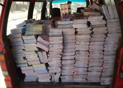 توزيع أدوات مدرسية في الخانكة على الأطفال الفقراء واليتامى