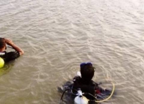 انتشال جثة عامل غرق بترعة المحمودية في البحيرة