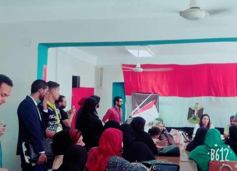 """""""الشباب المصري"""" ينظم حملة للتبرع بالدم في بورسعيد"""