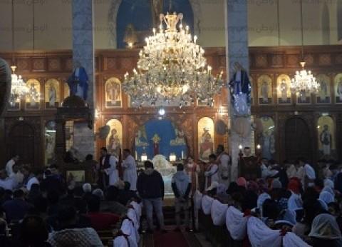تنسيقية شباب الأحزاب تشارك في افتتاح كاتدرائية ميلاد المسيح
