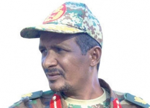"""قائد """"الدعم السريع"""" يعتذر عن المشاركة بمجلس السودان العسكري"""