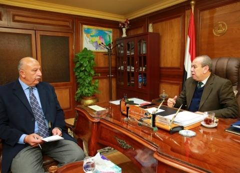 """""""الوطن"""" تنشر السيرة الذاتية لسكرتير كفر الشيخ العام الجديد"""