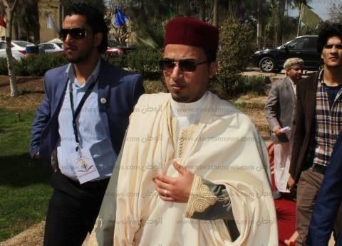 """تكريم اتحاد الطلاب الليبيين في مصر على هامش """"مهرجان الشعوب"""" بجامعة المنصورة"""