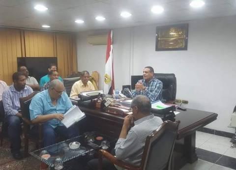 رئيس مدينة سفاجا يعقد اجتماعا طارئا استعدادا لمواجهة السيول