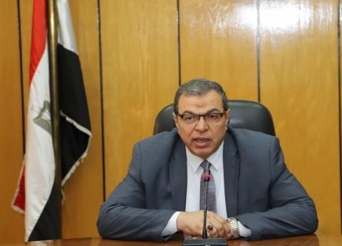 """""""سعفان"""": إقبال كثيف من عمال مصر للتصويت على تعديلات الدستور"""