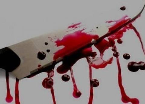 ضبط عامل طعن صاحب محل أدوات تجميل بالسكين في الفيوم