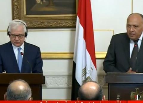 وزير خارجية بولندا: الأمن في مصر سيزيد عدد السياح الوافدين إليها