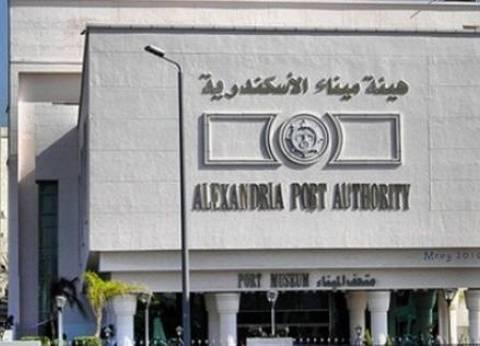 استمرار غلق بوغاز الإسكندرية والدخيلة بعد ارتفاع الأمواج لـ4 أمتار