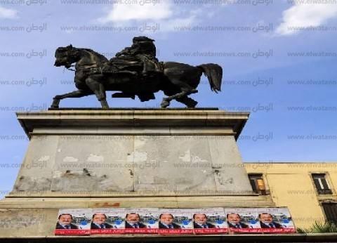 الإسكندرية.. الإهمال يضرب 3 تماثيل أثرية تخطى عمرها 100 سنة.. وتحتاج إلى ترميم عاجل