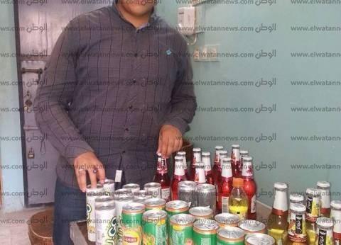 بالصور| ضبط سلع غذائية فاسدة بحملة تموينية في سيدي سالم بكفر الشيخ