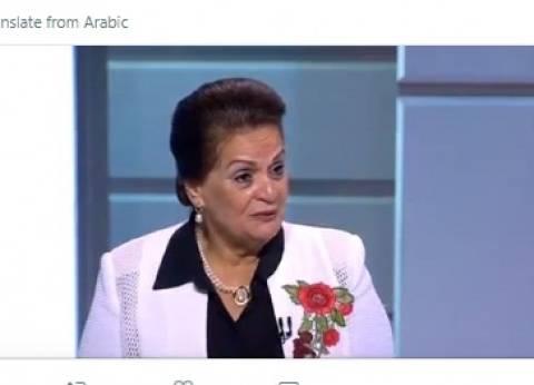 نادية عبده: أهالي البحيرة أنقذوا ضحايا حادث قطار الإسكندرية