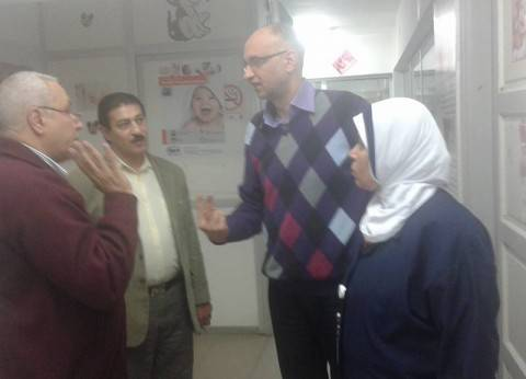 """""""صحة بورسعيد"""" تناقش الخطة الوزارية للمسح الفيروسي """"سي"""""""