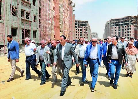 وزير الإسكان يعتمد تعديل تخطيط المرحلة السابعة من مشروع امتداد الرحاب