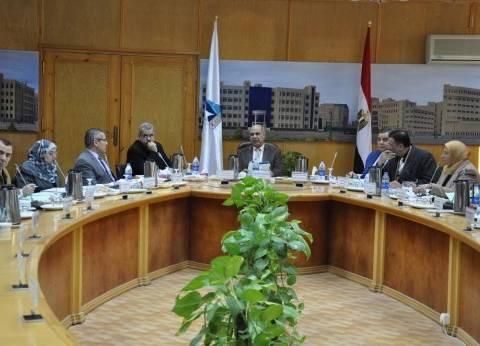 منح درجة الدكتوراه لـ6 من أعضاء هيئة التدريس بجامعة كفر الشيخ