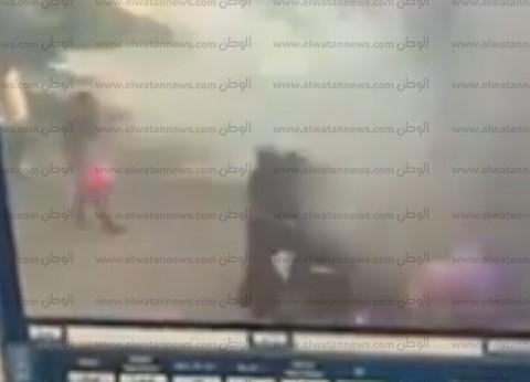 كارثة «رصيف نمرة 6».. 28 فيديو تلخص حريق محطة مصر
