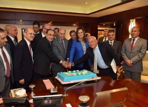 وزيرة التخطيط تنضم لمجلس إدارة المنطقة الاقتصادية لقناة السويس