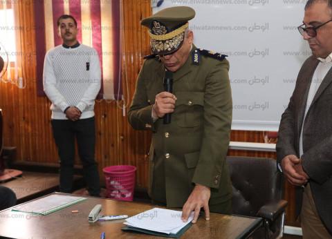 مدير أمن كفر الشيخ: مركز دسوق الأعلى في تأشيرات الحج بـ92 تأشيرة