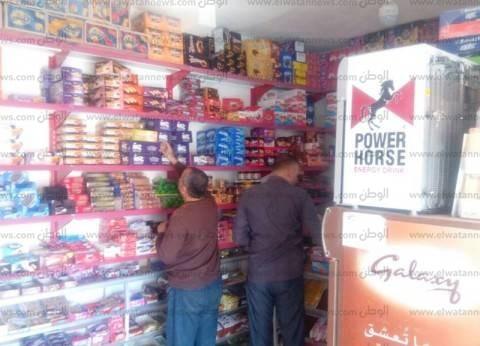 """""""تموين جنوب سيناء"""" يشن حملة تموينية موسعة على المخابز والأسواق"""