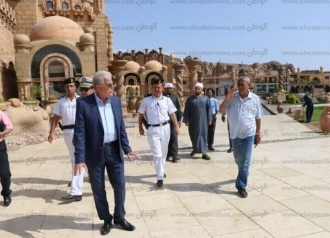 فودة يتابع استعدادات شرم الشيخ لاستقبال وفود ملتقى شباب العالم