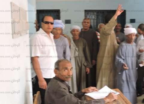 """رئيس مقر انتخابي بالإسكندرية يمنع مندوب """"النور"""" من دخول اللجنة"""