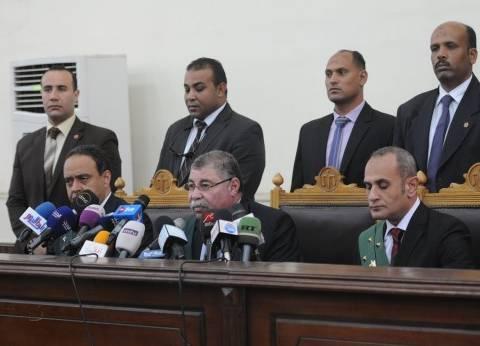 """محام بـ""""اعتصام رابعة"""": """"هسأل زي ما أنا عايز"""".. والقاضي: """"هتضيع وقتي"""""""