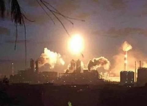 عاجل| انفجار هائل في شمال الصين.. وإصابة ما لا يقل عن 50 شخصا