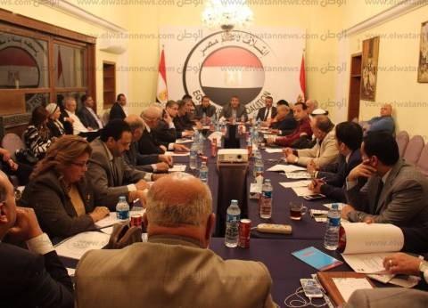 """نائب رئيس """"دعم مصر"""" يطالب نواب الائتلاف بالتواصل مع المواطنين"""
