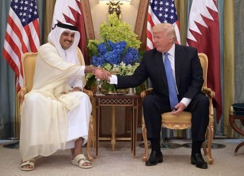 مصادر خليجية: رئيس الوزراء القطرى السابق سافر إلى أمريكا للتوسط لإنهاء الأزمة