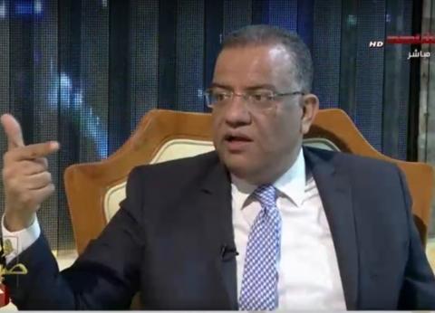 محمود مسلم: النظام الحالي مخلص.. ونتائج الإصلاح لا تظهر في يوم وليلة