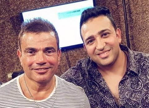 تامر حسين: انتظروا هيد جديد في صيف ساخن مع عمرو دياب