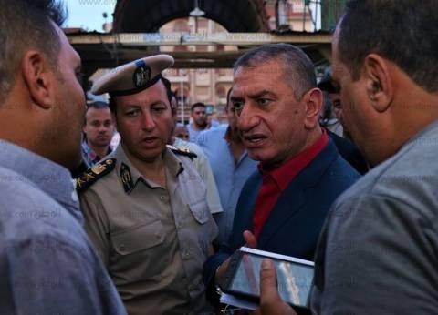 محافظ كفر الشيخ: 3 عقوبات لغير الملتزمين بتعريفة الركوب الجديدة