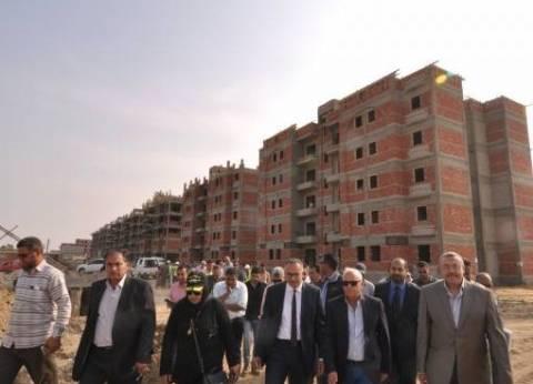 محافظ بورسعيد يعلن شروط توزيع الوحدات السكنية على أهالي العشوائيات