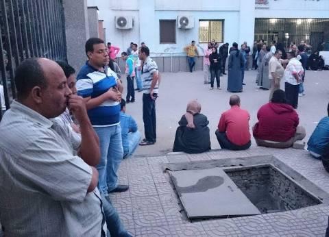 شهود عيان: مذبحة « حلوان» وقعت بين كمينَى شرطة وجيش.. والسيارة رفعت علم «داعش»