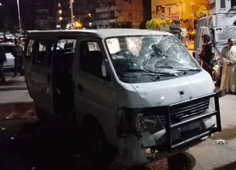 """""""نيابة الفيوم"""" تطلب تحريات المباحث في إصابة 13 مواطن بإنقلاب سيارة ميكروباص"""