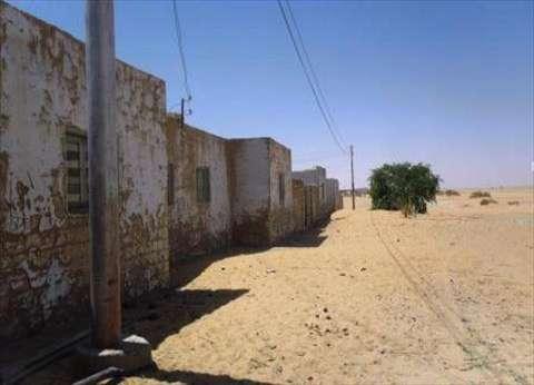 درب الأربعين.. بعد 17 عاماً من التوطين قرى «الثمانين» بالوادى الجديد «معزولة»