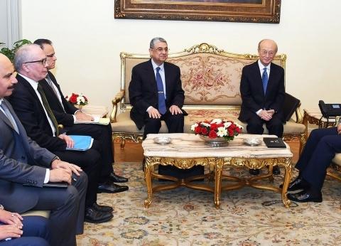 بدر عبد العاطي: زيارة الوفد الألماني لمصر تعكس العلاقات المتميزة