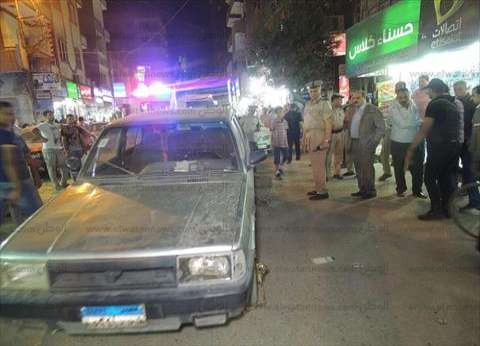 رفع 31 سيارة ودراجة نارية في الشوارع والطرق الرئيسية بالقاهرة