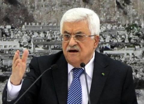 الرئيس الفلسطيني يحمل الاحتلال المسؤولية الكاملة عن أرواح الشهداء