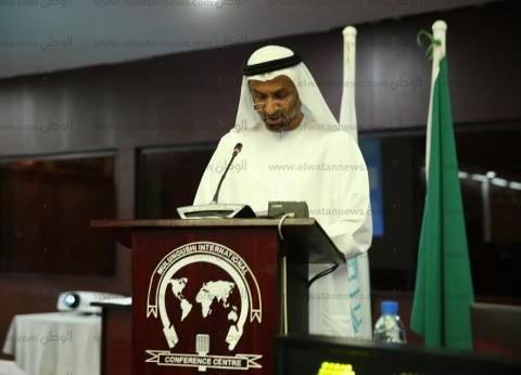 رئيس البرلمان العربي يعرب عن تعازيه في حادث الطائرة المنكوبة