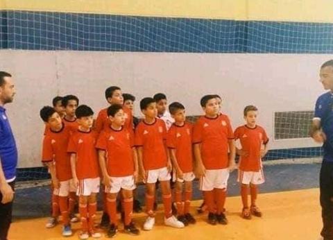 «تركي آل الشيخ» ينشر صورة لحكم مباراة الأهلي والحدود بقميص «الأحمر»