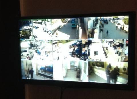 """تركيب كاميرات مراقبة بمركز شرطة في قنا وأخرى سرية على طريق """"مصر - أسوان"""""""