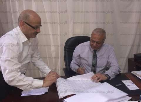 %100 نسبة نجاح طالبات الفرقة الثالثة بمدارس التمريض في الإسكندرية