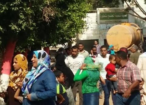 بالصور| تزايد إقبال الناخبين على لجان الاقتراع في بعض قرى سوهاج