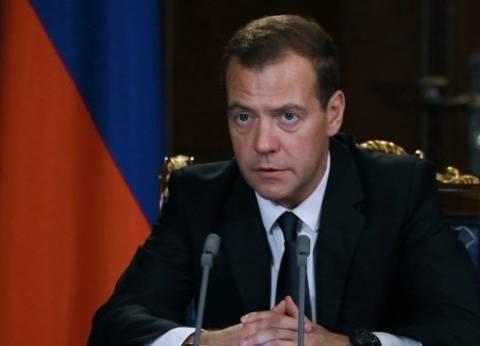 رئيس الوزراء الروسي يدلي بصوته في الانتخابات الرئاسية