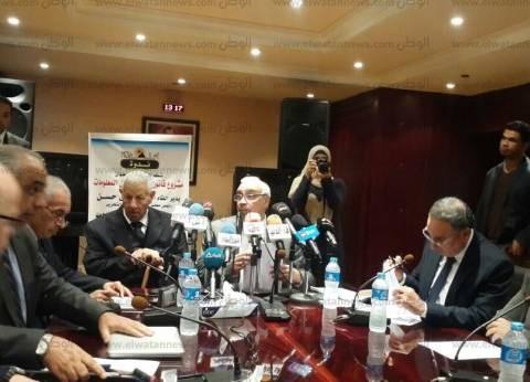 """""""مكرم"""": سألتقي وزير الري لعمل استراتيجية إعلامية لسد النهضة"""
