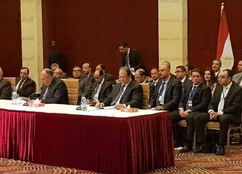 المشاركون باجتماع سد النهضة يتعهدون ببيان ختامي لجولة المفاوضات