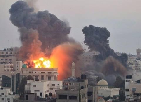 """غارات """"روسية - سورية"""" عنيفة على ريفي إدلب"""