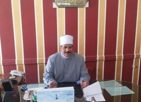 """""""الأوقاف"""" تخصص 64 مسجدا و16 ساحة لصلاة العيد بجنوب سيناء"""